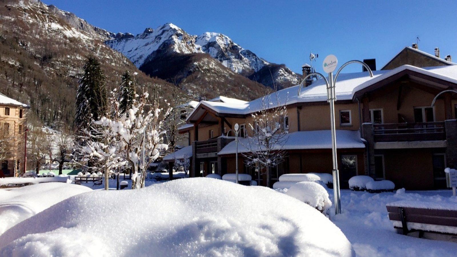 résidence 3 Césars hiver